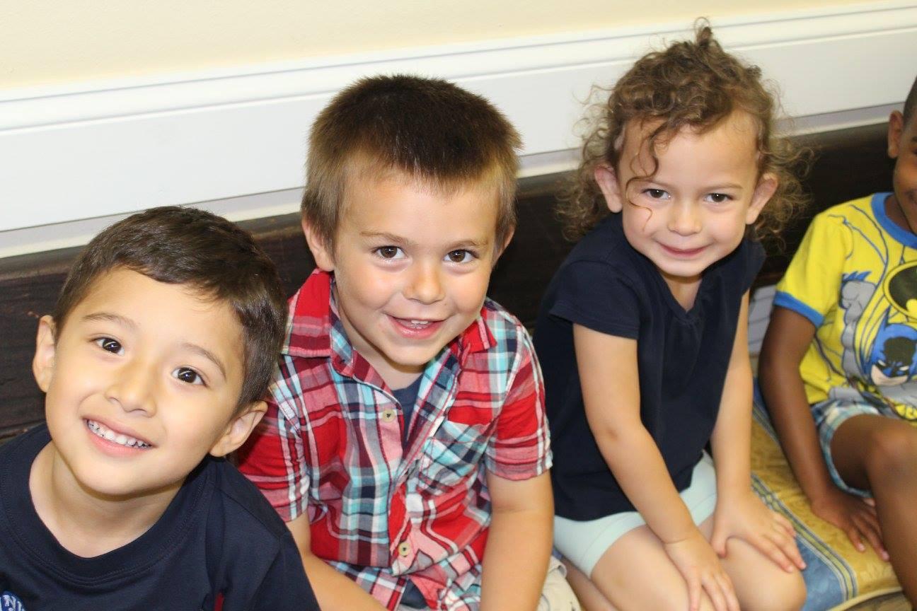 Group of Children - JAM Christian Daycare, Kennett Square, PA 19348 - Program Philosophy